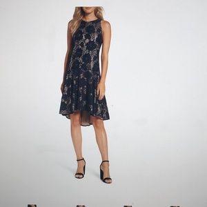 Eliza J Sleeveless Lace Dress Size 16